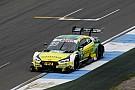 DTM DTM Lausitzring: Rockenfeller start raceweekend met snelste tijd