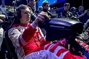 Formula E Race report Gamer Pahkala lands controversial Vegas eRace jackpot