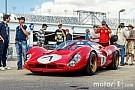 Auto Photo - Une superbe Ferrari 330 P4 à Daytona