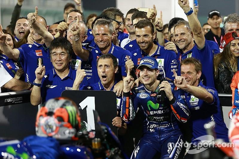 Championnat - Viñales débute l'aventure Yamaha sur les chapeaux de roue !