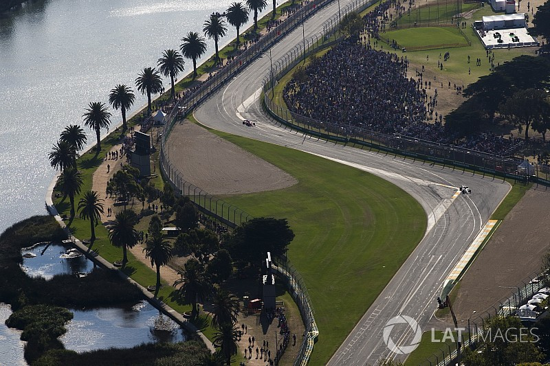 FIA adds third DRS zone for 2018 F1 season opener