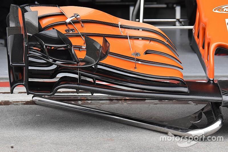 【F1分析】マクラーレン、メルボルンに多くのアップデートを投入