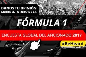 General Noticias de última hora Motorsport Network lanza su segunda Encuesta Global de Aficionados sobre la Fórmula 1