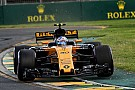 Renault a identifié le problème de Palmer en Australie