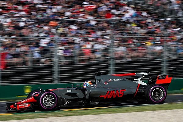 """Frustración en Haas por una """"oportunidad perdida"""" en Australia"""