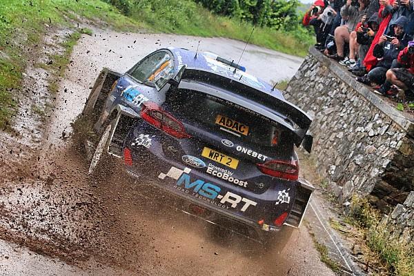 WRC Prova speciale Germania, PS11: Tanak torna a volare. Ogier si avvicina a Mikkelsen
