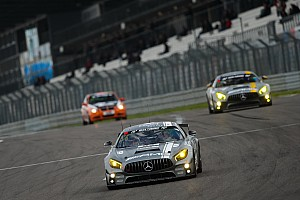 VLN Breaking news Mercedes puas pada debut AMG GT4