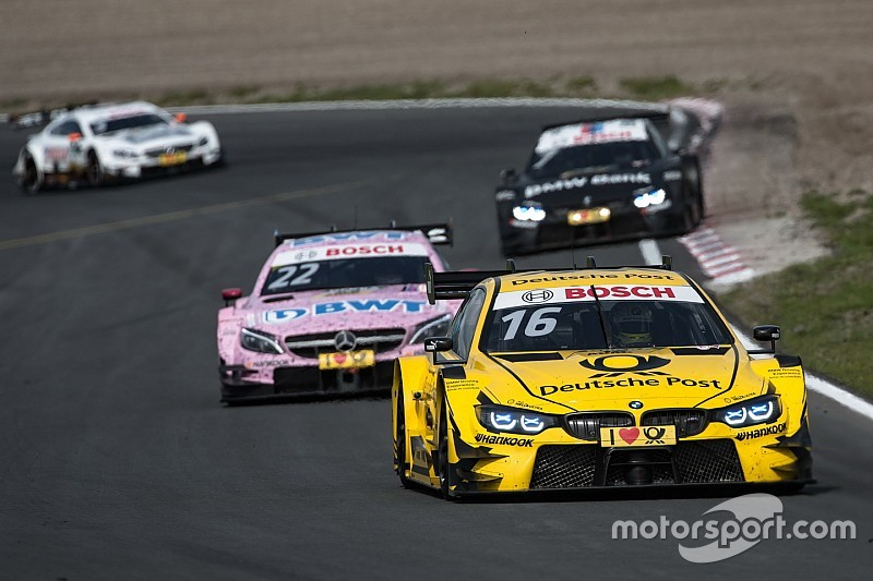 Timo Glock critique une exclusion
