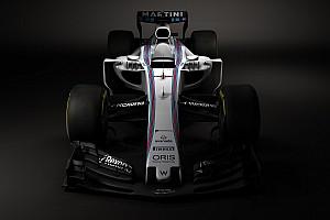 Onthuld: eerste beelden van de Williams F1-bolide 2017