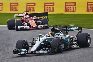 F1 分析 梅赛德斯与法拉利的真正战斗