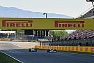 Історія одинадцятої команди Ф1 на Гран Прі Іспанії