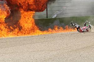 Superbike-WM Fotostrecke Superbike-WM: Fotos vom Eugene-Laverty-Feuerball
