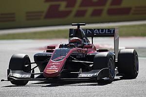 GP3 Kwalificatieverslag GP3 Barcelona: Aitken op pole voor seizoensopener