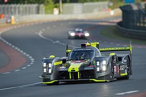Le Mans Breaking news Webb: Le Mans