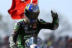 Motosiklet yarışlarındaki gururumuz Kenan Sofuoğlu, emekliliğini açıkladı