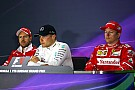 Formula 1 Russian GP: Post-race press conference
