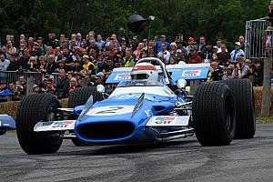 Formule 1 Interview Jackie Stewart: