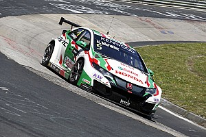 WTCC Practice report Nurburgring WTCC: Michelisz leads incident-strewn first practice