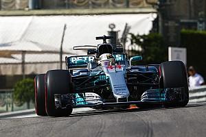 Hamilton comanda primeiro treino em Mônaco; Massa é 11º