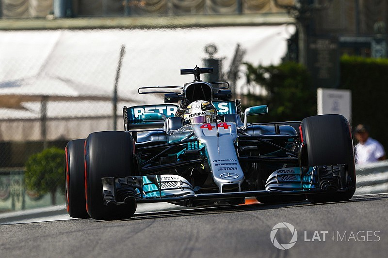 EL1 - Hamilton bat le record du circuit!