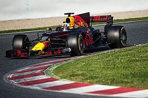 Formel 1 News Ricciardo: Red Bulls Fortschritt bei F1-Test 2017 hält sich in Grenzen