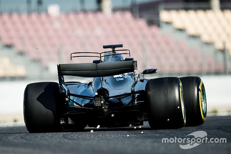 Pirelli conforté dans sa nouvelle philosophie après Barcelone