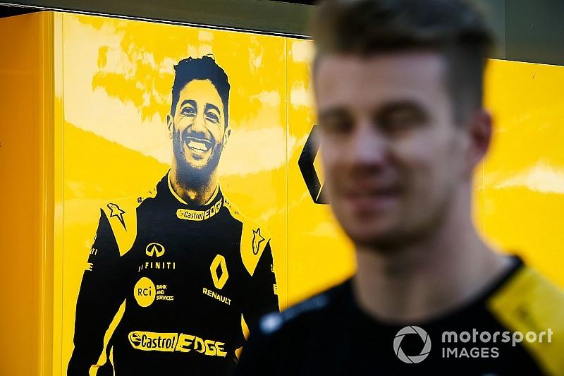 Ricciardo és Hülkenberg is dimenzióugrásra van az élmezőnytől