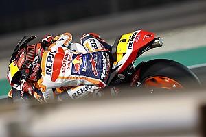 Fotogallery MotoGP: la prima giornata dei test collettivi di Losail