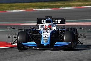 GALERÍA TÉCNICA: las novedades tecnológicas de los F1 en el primer test