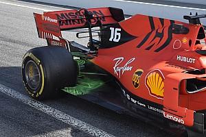 Tecnica Ferrari: sulla SF90 è stato provato un nuovo fondo con tre piccoli flap