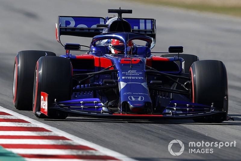 Toro Rosso a conçu son châssis
