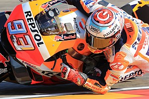 MotoGP Aragon: Marquez akhirnya kalahkan Dovizioso
