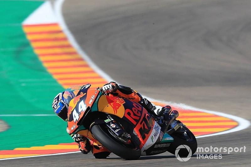Kualifikasi kerap buruk, Oliveira dikritik bos KTM