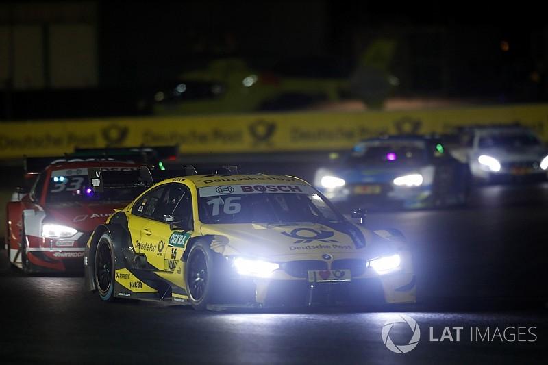 В DTM скасували нічну гонку в Мізано