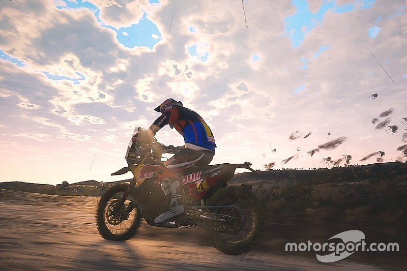 Trailer y fecha de lanzamiento del videojuego 'Dakar 2018'