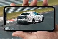 Nuova BMW M4, il sound del motore in un video al Nurburgring