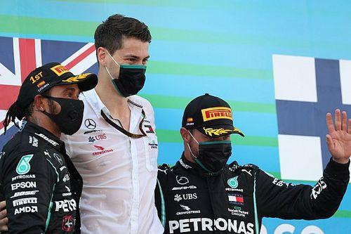 A Mercedes már a hétvégén bajnok lehet