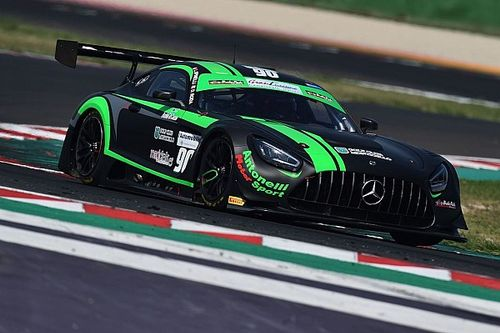 GT Italiano Sprint: Spinelli e Rovera in Pole a Misano