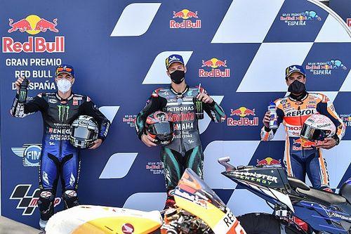 Jerez MotoGP: Quartararo claims first pole of 2020