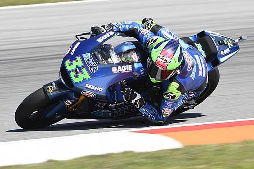Brno Moto2: Bastianini wins ahead of Lowes