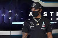 """Hamilton publica mensagem a brasileiros sobre Covid: """"Tomem cuidado, o vírus ainda está por aí"""""""
