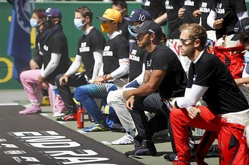 Wolff: Inkább nem mondok semmit arra, hogy 14 versenyző térdelt…