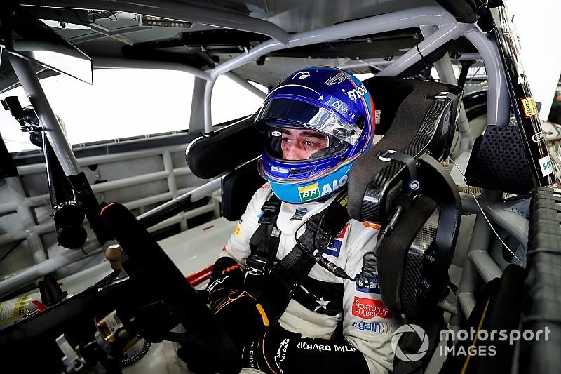 Fernando Alonso: Wechsel in die NASCAR-Serie höchstens für ein Rennen