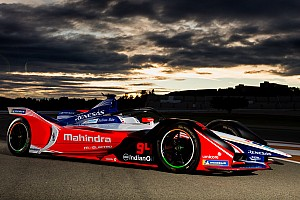 Mahindra signs Wehrlein and d'Ambrosio for FE season five