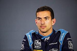 Nicholas Latifi correrà in FIA F2 anche nel 2019 e lo farà sempre con il team DAMS