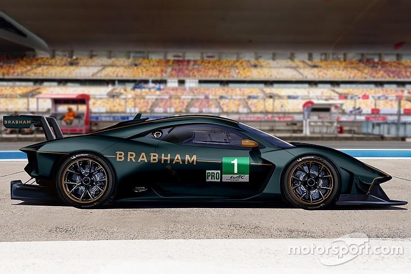 Brabham anuncia su intención de volver a la competición en el WEC y Le Mans