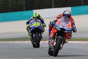 マレーシアGP、スコール対策で決勝2時間前倒し。MotoGPは14時から