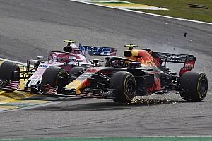 Des réminiscences de Senna dans les accidents de Verstappen, selon Hill