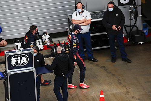 Verstappen no entiende qué hizo Hamilton en su roce en Austin