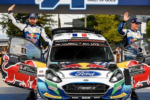 Fourmaux se une a la lista y cambia navegante en el WRC